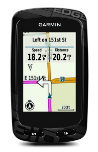 Cykeldator - Garmin Edge 810 med Europakarta